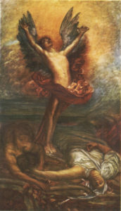 Love Triumphant, G.F. Watts, 1885-7