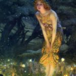 Watcher In The Woods by Dora Sigerson Shorter, 1906