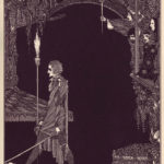 Edgar Allan Poe's Deep In Earth: And I must weep alone