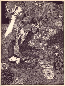 Dream Within A Dream, Harry Clark, Illustrator
